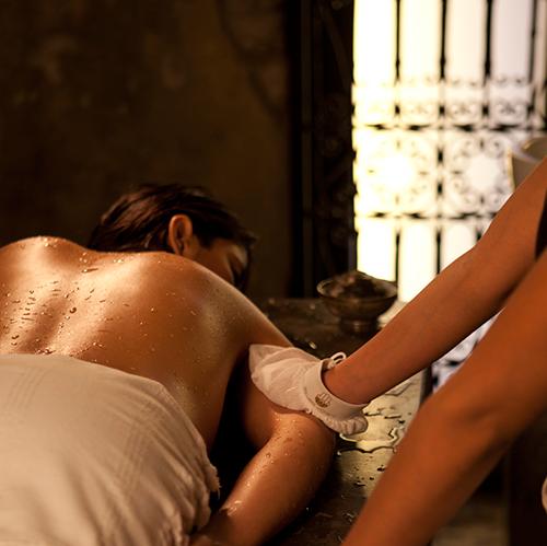 Prepara tu piel al verano con la exfoliación Oriental en Rituels d´Orient
